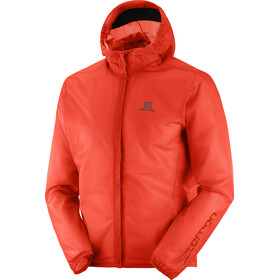 Salomon Bonatti Race WP Jacket Men cherry tomato